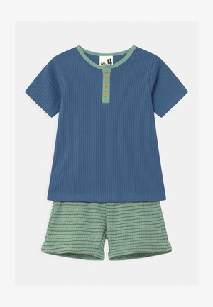 LUKE SHORT SLEEVE - Pyjama - petty blue