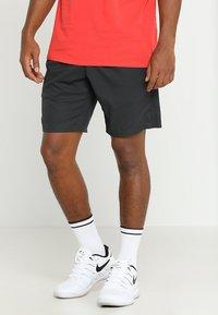 Nike Performance - DRY SHORT - Pantalón corto de deporte - black/black/black - 0
