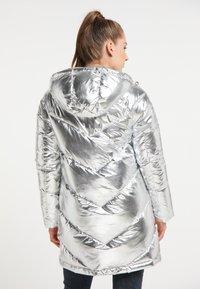 myMo - Winter coat - silber - 2