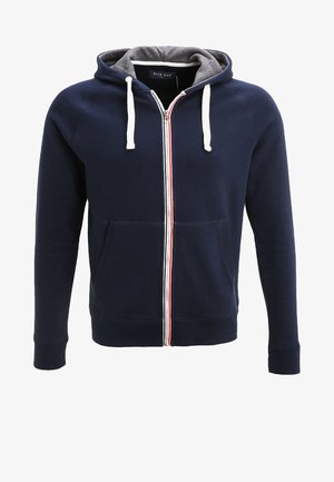 Bluza rozpinana - navy