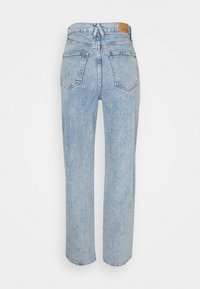 Gina Tricot Tall - COMFY TALL STRAIGHT - Relaxed fit -farkut - sky blue - 1