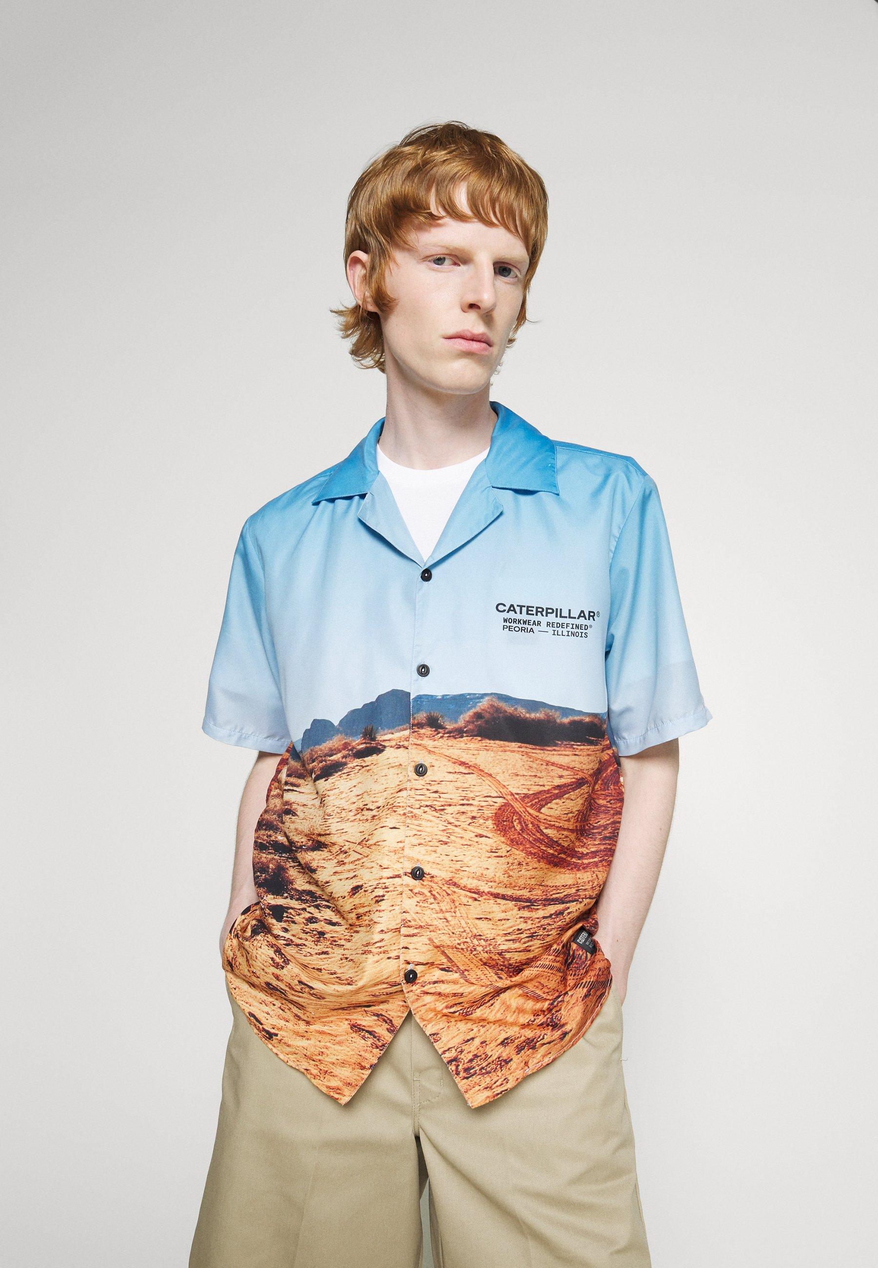 Men DESERT ALLOVER - Shirt