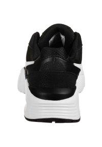 Nike Sportswear - AIR MAX FUSION - Trainers - black / white - 3