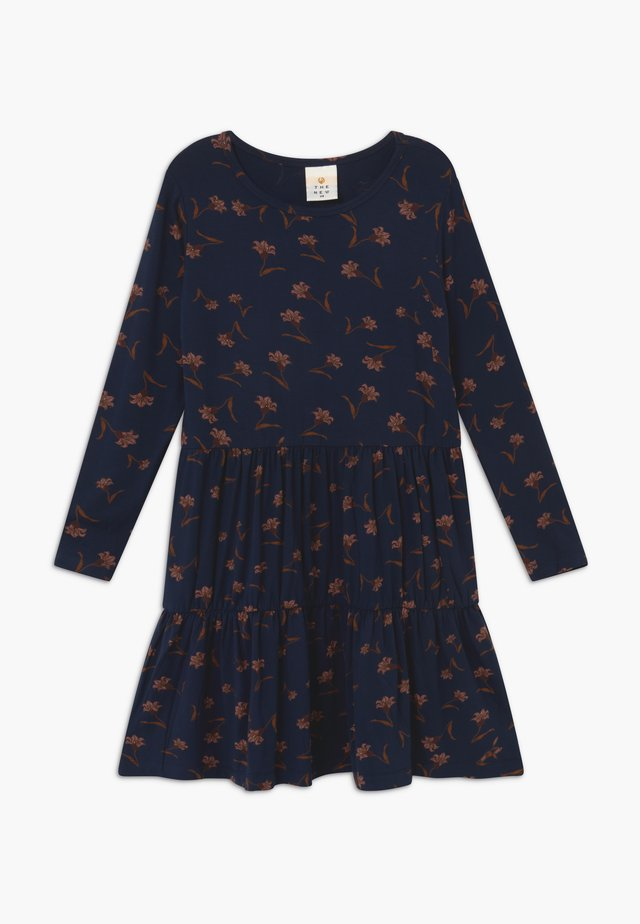 RAAKEL - Jersey dress - navy blazer