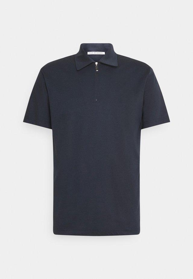LARON - Poloshirt - light ink