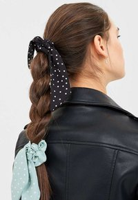 Stradivarius - 3 PACK - Hair styling accessory - black - 1
