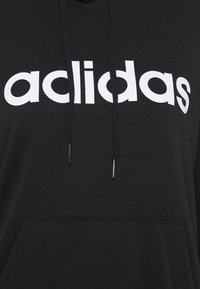 adidas Performance - Hoodie - black/white - 6