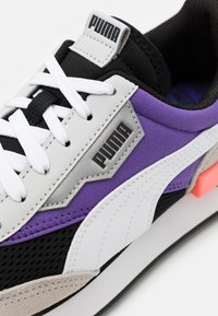 Puma - FUTURE RIDER GALAXY  - Trainers - black/ultra violet - 7
