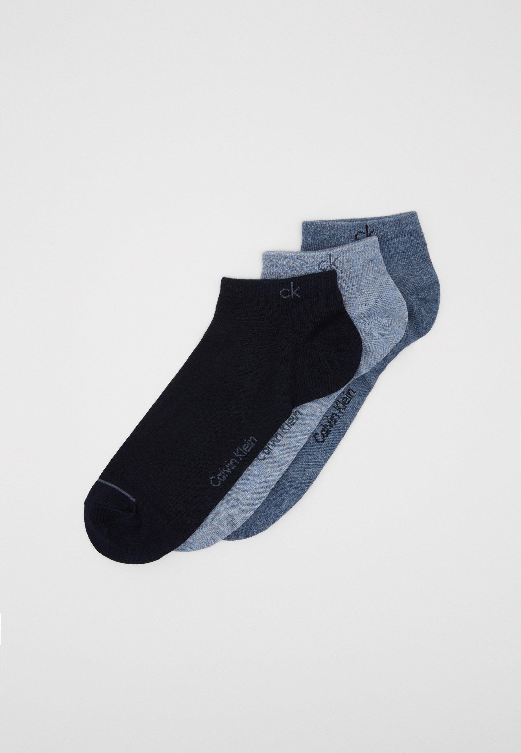 Men MEN LINER 3 PACK - Trainer socks