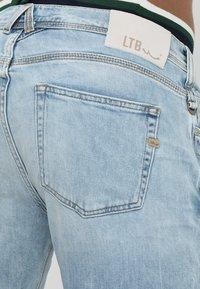 LTB - CORVIN - Denim shorts - jose wash - 5