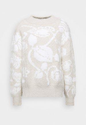 JERS ZURICH - Pullover - crudo