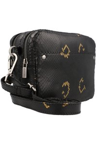 Cowboysbag - BOBBIE - Across body bag - snake black/gold - 2