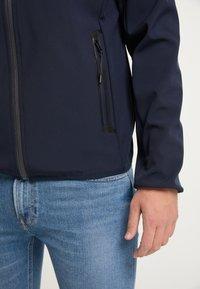 Mo - Outdoor jacket - marine - 3