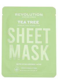 Revolution Skincare - BIODEGRADABLE OILY SKIN SHEET MASK - Zestaw do pielęgnacji - - - 1