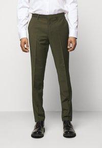 HUGO - ARTI HESTEN - Suit - dark green - 4