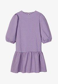 LMTD - 3/4 SLEEVE - Day dress - purple reign - 0