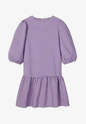 3/4 SLEEVE - Day dress - purple reign