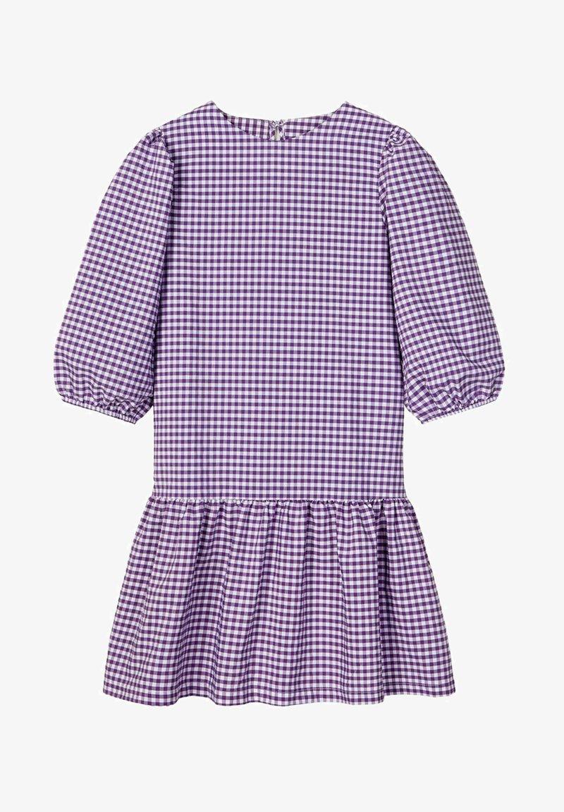 LMTD - 3/4 SLEEVE - Day dress - purple reign