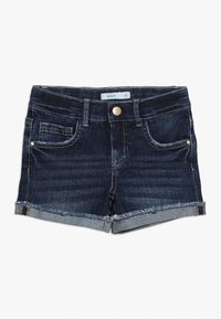 Name it - Jeansshort - dark blue denim - 0