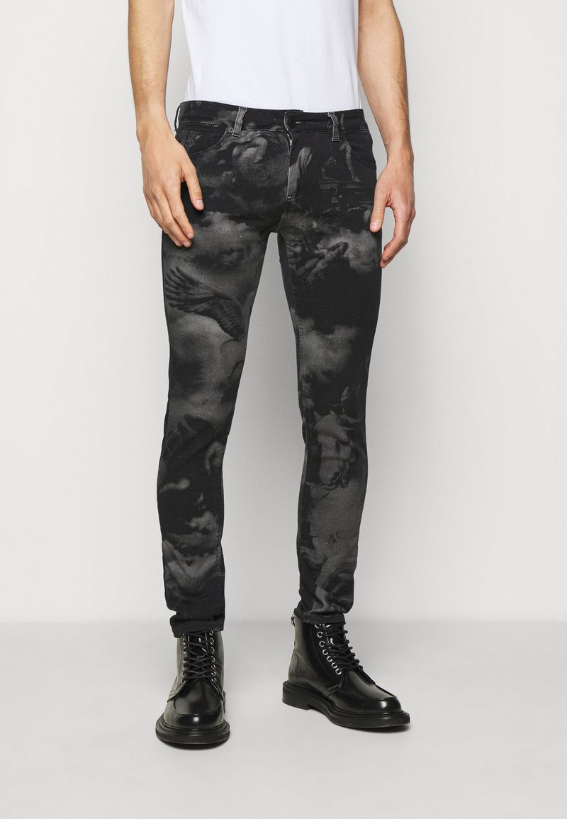 Family First - Jeans Skinny Fit - black