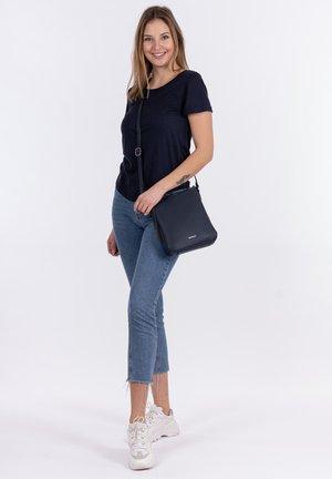 EILEEN - Across body bag - blue