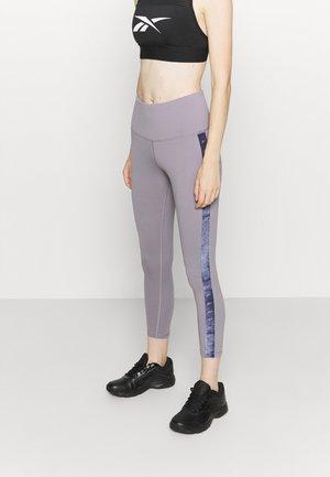TAPE - Leggings - grey