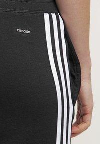 adidas Performance - ESSENTIALS  - Verryttelyhousut - black/white - 5