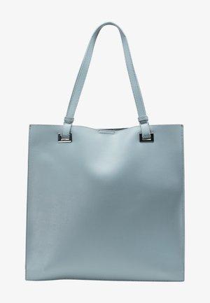 SHOPPER - Tote bag - hellblau