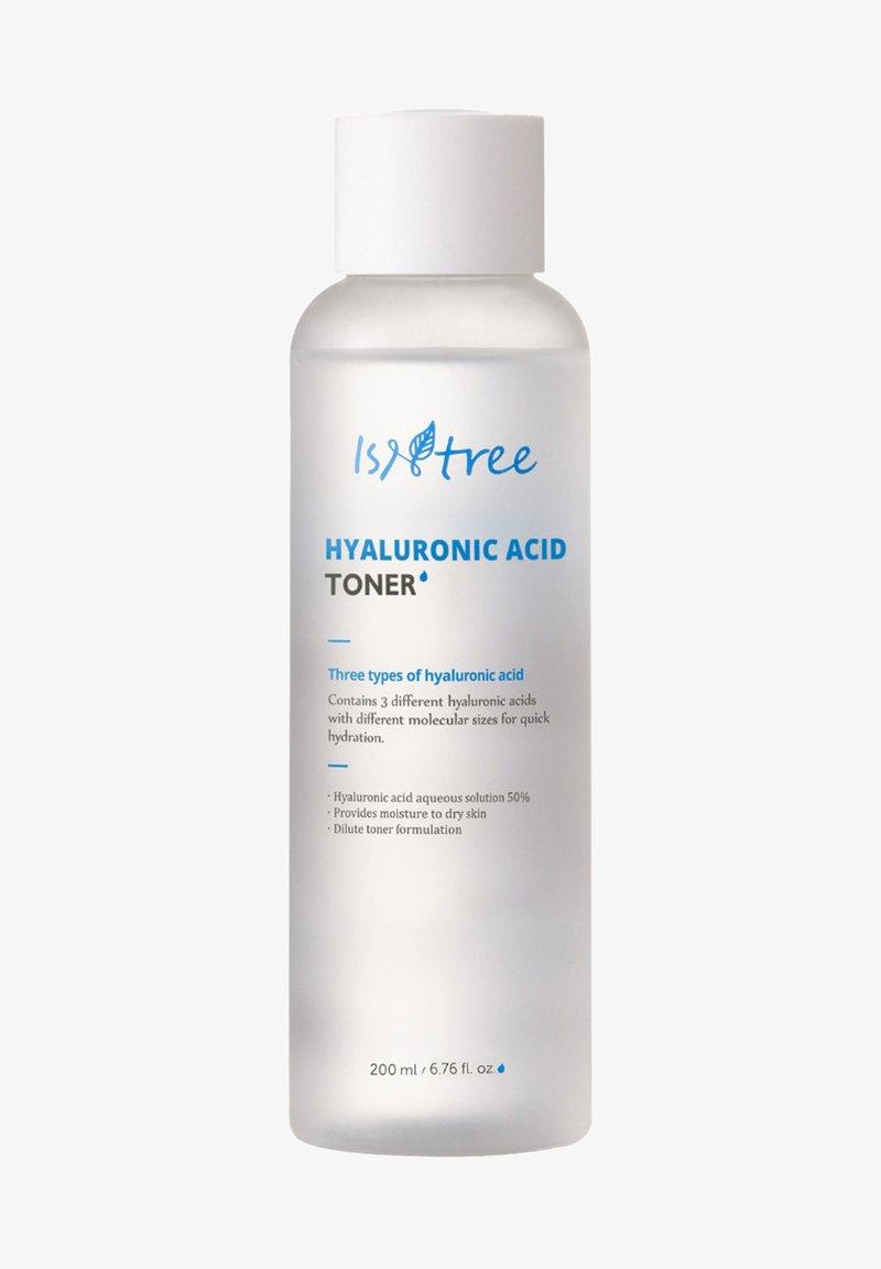 Isntree - HYALURONIC ACID TONER (RENEWED) - Face oil - -