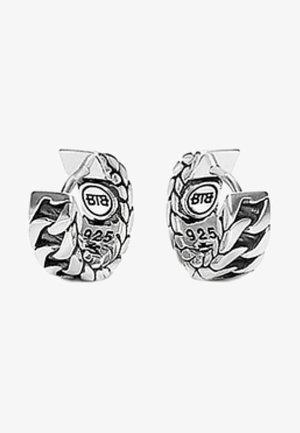 Ohrringe - silver-coloured