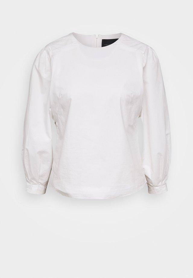 BIBI BLOUSE - Camicetta - white