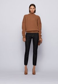 BOSS - Slim fit jeans - black - 1