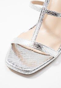 Hot Soles - Sandaler - silver - 2