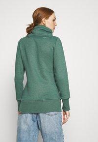 Ragwear - NESKA - Sweatshirt - green - 2