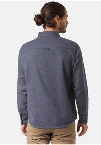 Mazine - Overhemd - navy mel - 2