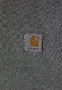 Carhartt WIP - HOODED VISTA JACKET - Zip-up sweatshirt - soot - 2