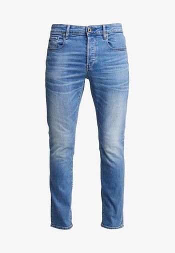 3301 SLIM FIT - Džíny Slim Fit - authentic faded blue