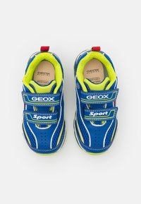 Geox - BOY - Trainers - royal/lime - 3