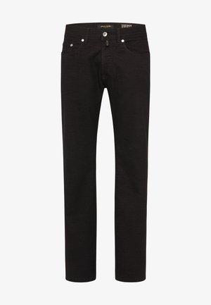 LYON VOYAGE - Slim fit jeans - braun