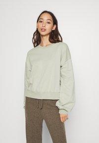 Zign - Sweatshirt - khaki - 0