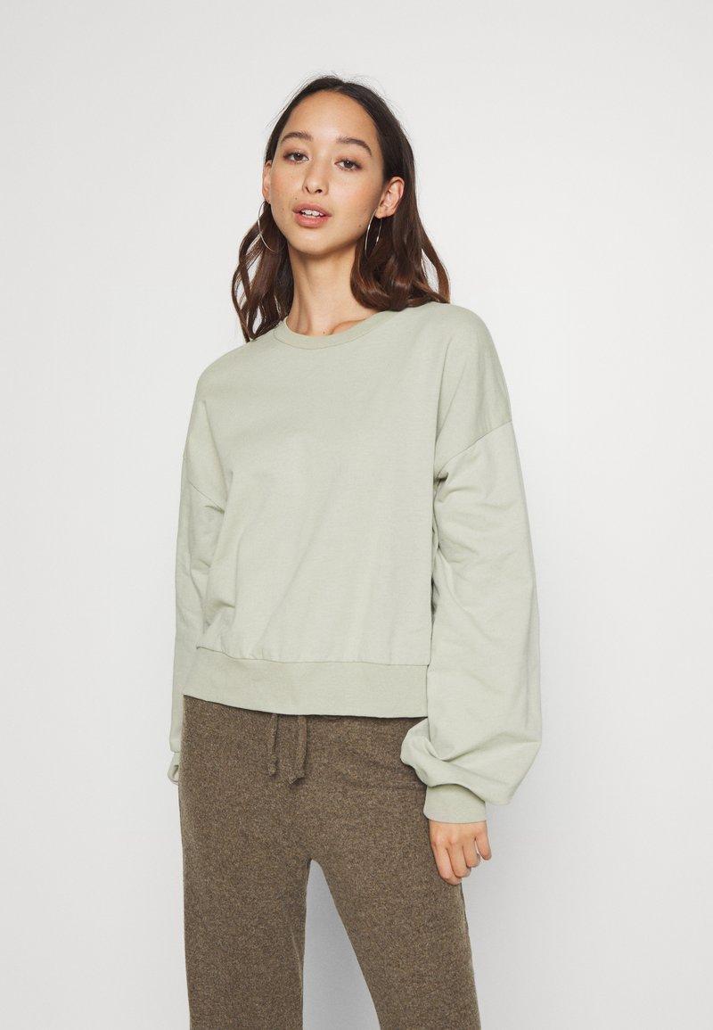 Zign - Sweatshirt - khaki