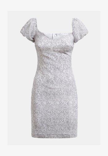 Vestido de cóctel - weiß