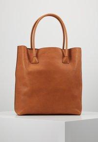 Decadent Copenhagen - ELSA PLAIN TOTE - Tote bag - cognac - 2