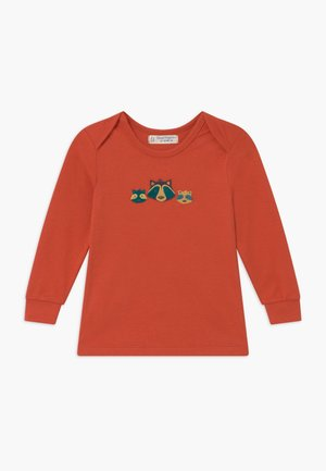 TIMBER BABY - Longsleeve - chili