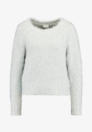 VIGLIMTRA - Jumper - whisper white/silver