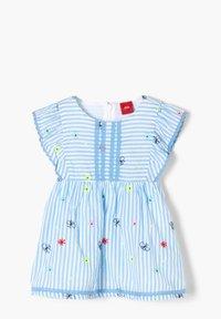 s.Oliver - Day dress - light blue - 1