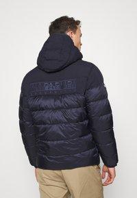 Napapijri - ATER - Winter jacket - blu marine - 2