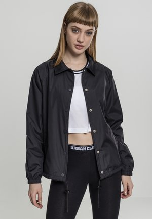 COACH - Training jacket - black