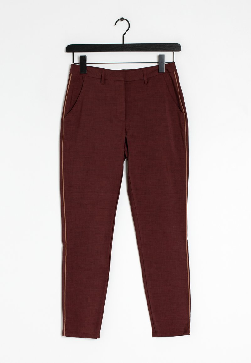 ICHI - Trousers - red
