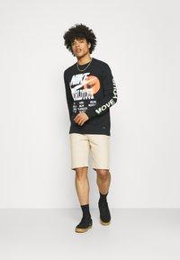 Nike Sportswear - Långärmad tröja - black - 1